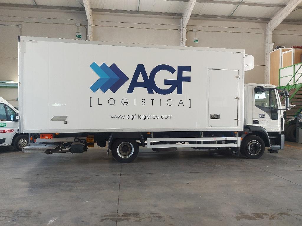 logística alimentación refrigerada
